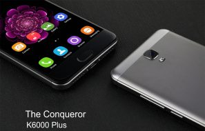 Oukitel K6000 Plus Camera Features compared with Mi5 and iPhone 7