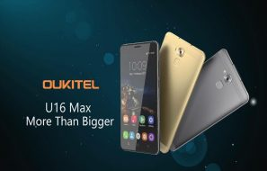 Oukitel U16 Max specifications and Aliexpress Flash Sale Announced