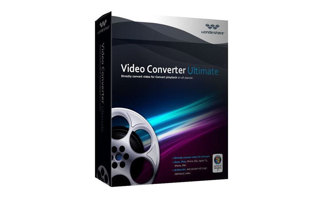 Wondershare Video Converter Ultimate 10.1.4