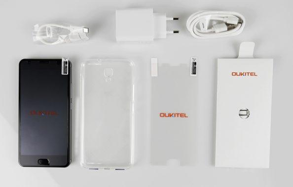 Oukitel K6000 Plus-Unboxing