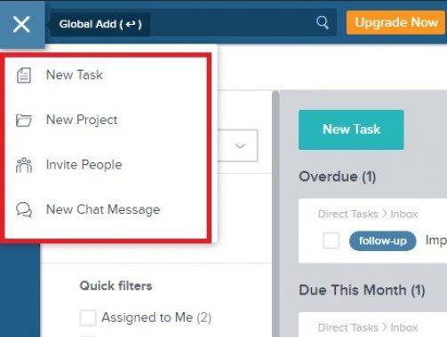 Taskworld New Project