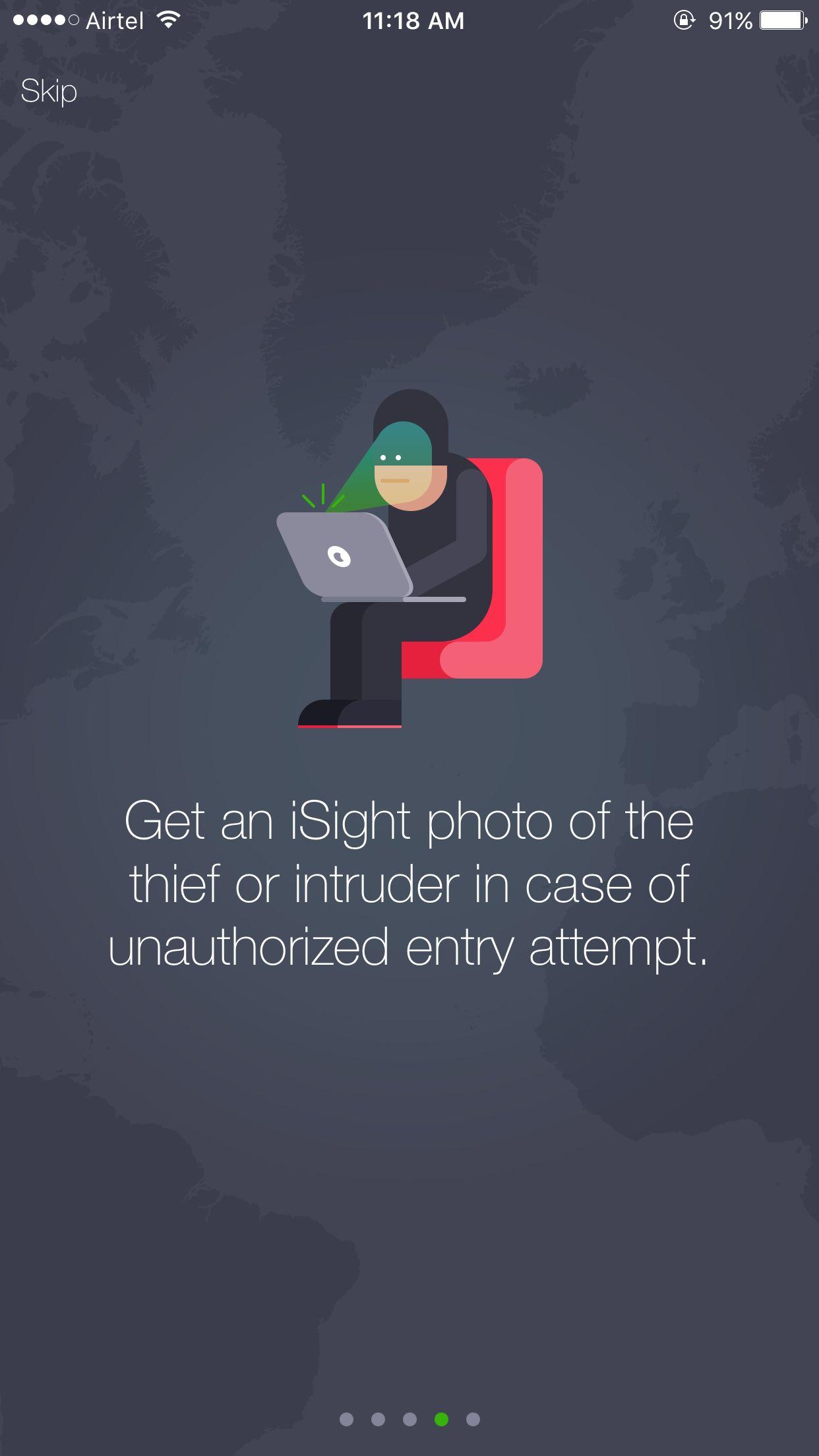 Track My Mac Security