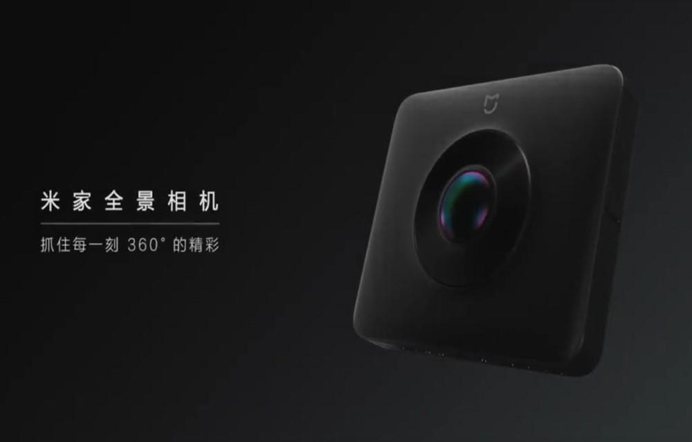 Xiaomi Mijia 3.5K Panorama Action Camera