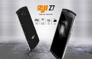 ZOJI Z6 And Z7 Rugged Smartphones Enhances The Way You Work