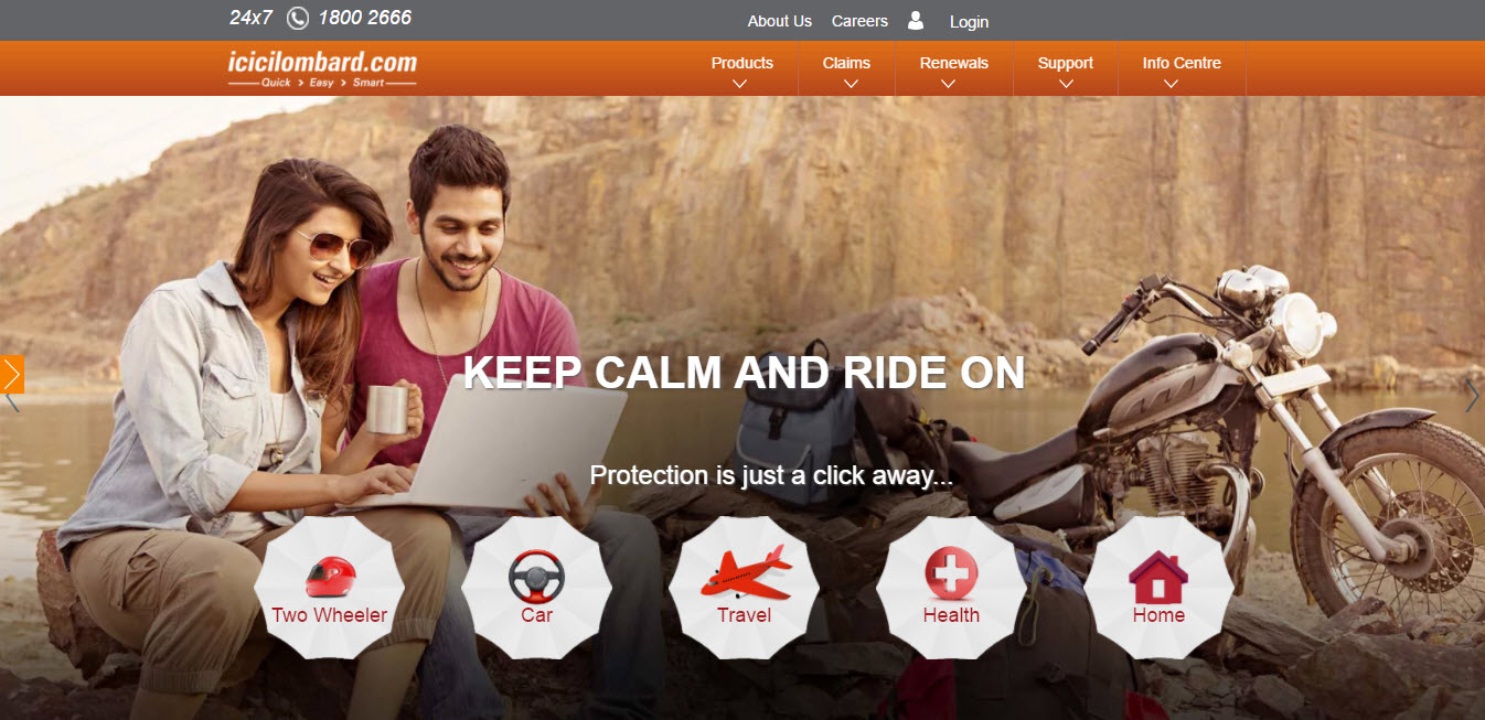 Icici Lombard Is Adopting Technology Solutions To Offer A