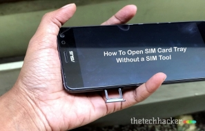 How to Open SIM Card Tray Without a SIM Tool