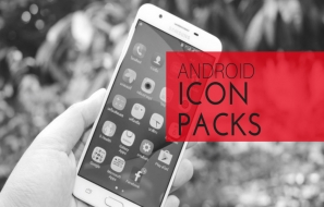 Pimp Up Your Android With These Awesome Icon Packs