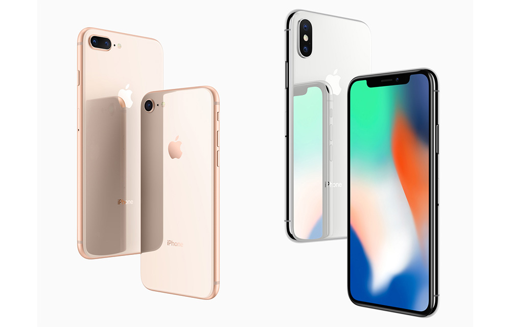 iPhone 8 an Alternative to iPhone X
