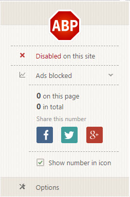 Adblock Plus Easy Customization