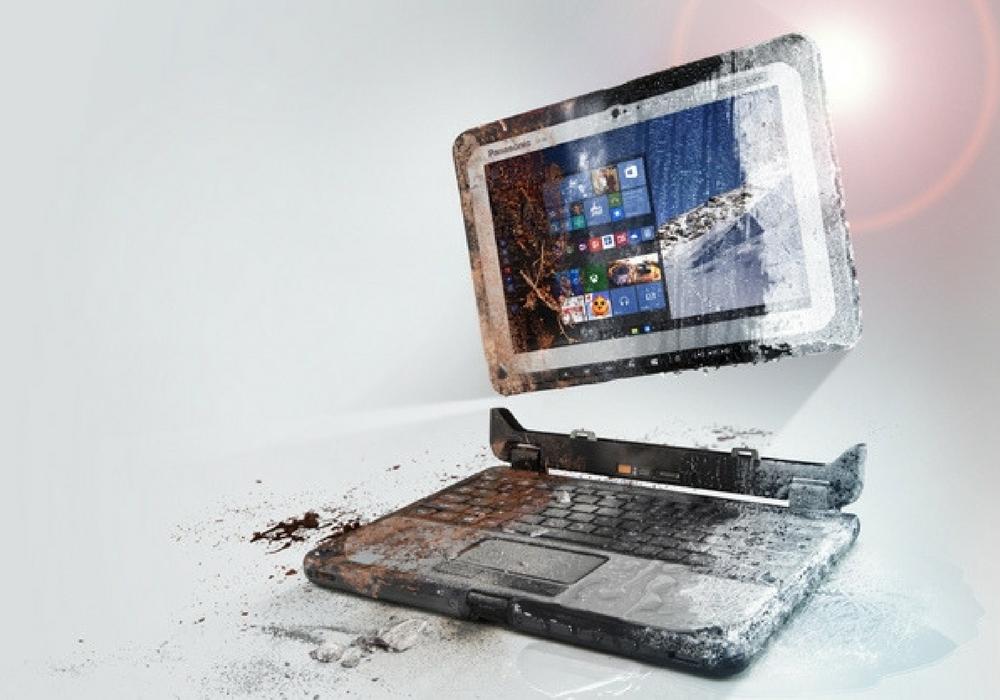 Panasonic Toughbook 1