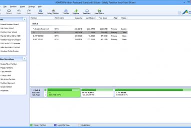 Extend, Copy, Migrate Your Hard Disks Easily With AOMEI Partition Assistant – Review