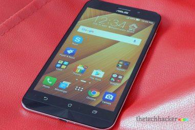 ASUS Zenfone Max 2016 ZC550KL Review – A Battery Powerhouse