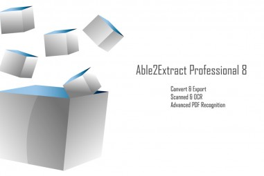 Able2Extract Professional 8 Is A Decent PDF Converter For Windows, Mac And Linux