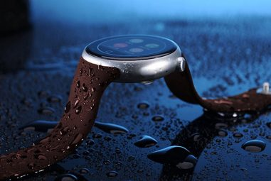AiWatch C1 Smartwatch Review – Smart Gestures, Siri Audio Command and More