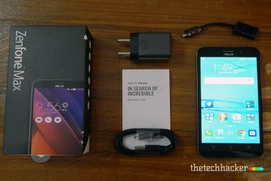 Asus Zenfone Max with Snapdragon 615 Octa Core Processor Quick Review