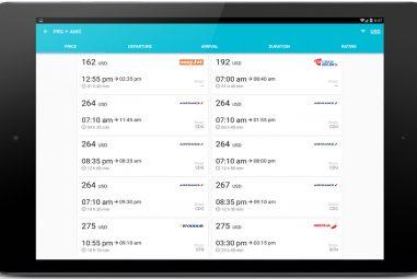 Top 5 Best Flight Ticket Apps for Android Smartphones