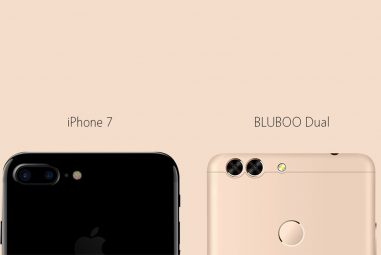 Bluboo Dual: A Dual Camera Smartphone Better looking than iPhone 7 Plus