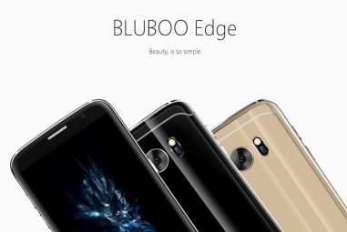 BLUBOO Edge Brings Brand New Camera Experience