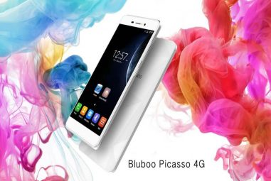 Bluboo Picasso 4G – Cheap Budget Entry Level Smartphone with NFC Feature