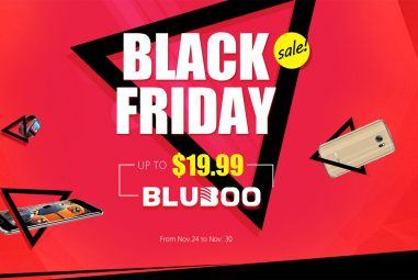 Bluboo will Join the Black Friday fun