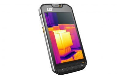 CAT S60 Rugged Smartphone With Thermal Sensor and Smart Intelligence Launched