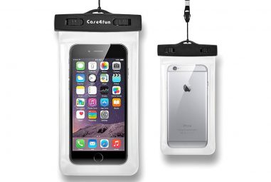 Case4fun Universal IPX8 Waterproof Bag: A New way to Protect your Devices