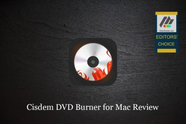 Cisdem DVD Burner for Mac – Features and Review