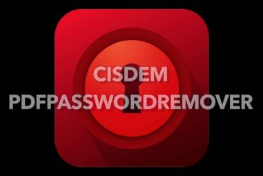 Cisdem PDF Password Remover 3 for Mac Review