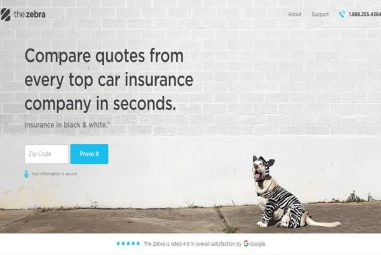 Compare Car Insurance Rates effectively with Zebra