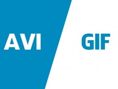 How to Convert AVI to GIF