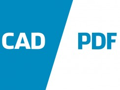 How to Convert CAD file to PDF