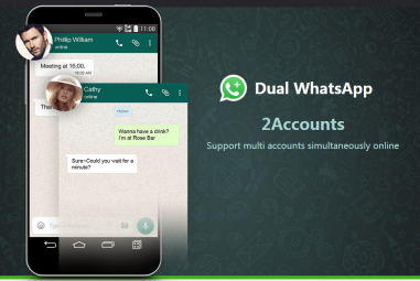 Dual Whatsapp Review: Run Two Whatsapp Accounts in One Smartphone