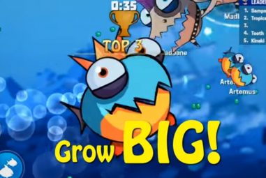 EatMe.io Android and iOS Game – Review