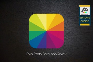 Fotor Photo Editor App Review