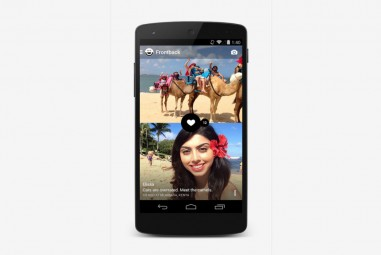 Frontback – The New Way Of Photography
