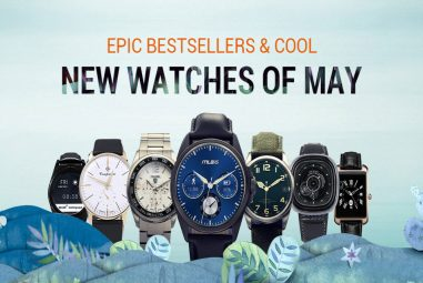 GearBest Watch and Wrist Band Discount Sale in May 2016