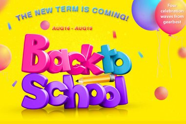 "Gearbest ""Back to School"" Sale is to Start"