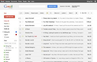 Steps To Organize Messages In Gmail