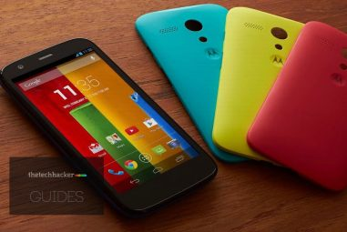 How To Root Moto G On Any Firmware