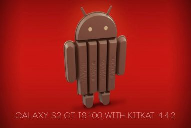 How To Update Galaxy S2 GT I9100 With KitKat 4.4.2 Android Firmware