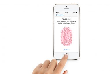 How To Set Up Touch ID Fingerprint Scanner on iPhone