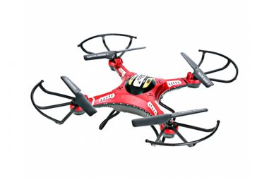 JJRC H8D 5.8G Real-time FPV Headless Mode RC Quadcopter Drone with HD Video Camera Review