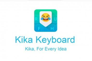 Kika Emoji Keyboard Review – The Best Emo Input Keyboard
