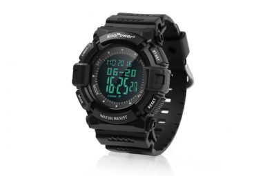 KooPower Featured Sport Watch with Waterproof – Review, Features and Price