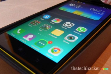 Lenovo K3 Note – Specs, Review and Giveaway