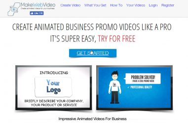 MakeWebVideo Review: Create Animation Videos for your Business