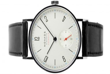 Nomos Glashutte Metro Neomatik With Advanced Technology Launched At A Whooping Price