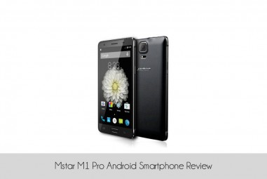 Mstar M1 Pro Android Smartphone Review