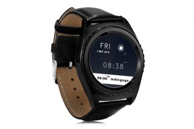 NO.1 S5 Heart Rate Monitoring Remote Camera Smart Watch Review
