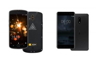 Nokia 6 Vs. AGM X1 Comparison – Which Smartphone is best?
